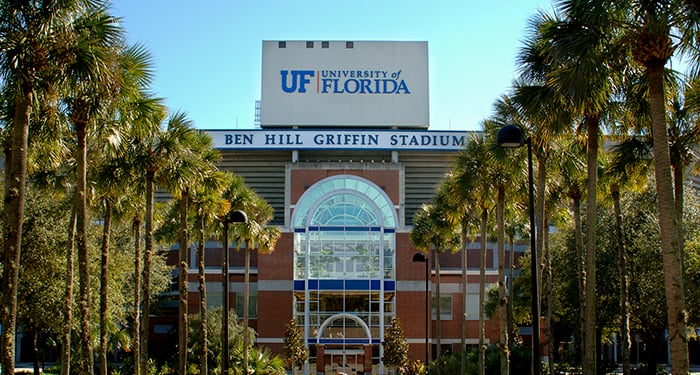 12 Days Of The Gator Nation Uf Admissions Blog