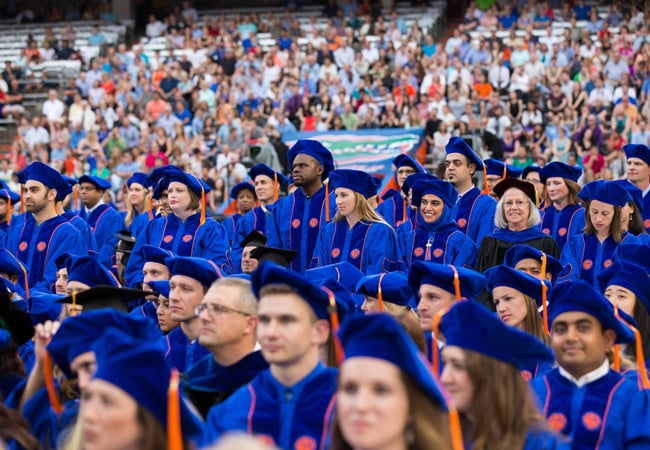 UF Pace Program is available for freshmen